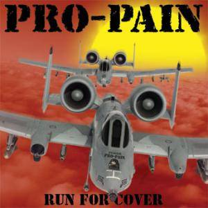 Cover - Pro-Pain: Run For Cover