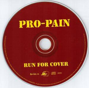 Pro-Pain: Run For Cover (CD) - Bild 3