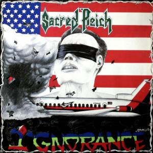 Sacred Reich: Ignorance - Cover