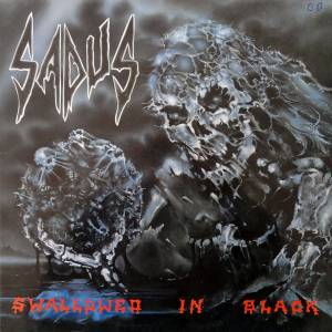 Sadus: Swallowed In Black - Cover