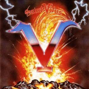Saint Vitus: V - Cover