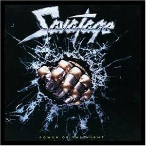 Savatage: Power Of The Night (LP) - Bild 1