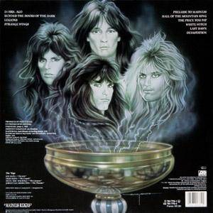 Savatage: Hall Of The Mountain King (LP) - Bild 2