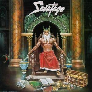 Savatage: Hall Of The Mountain King (LP) - Bild 1
