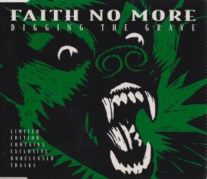 Faith No More: Digging The Grave - Cover