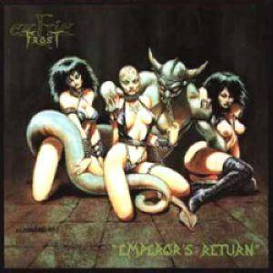 Celtic Frost: Emperor's Return - Cover