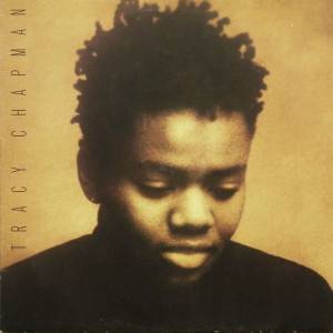 Tracy Chapman: Tracy Chapman - Cover