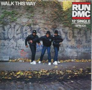 Run-D.M.C.: Walk This Way - Cover