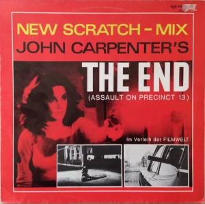 The Splash Band: John Carpenter's The End (Assault On Precinct 13) - Cover