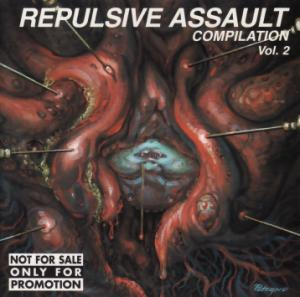 Cover - Various Artists/Sampler: Repulsive Assault Vol. 2