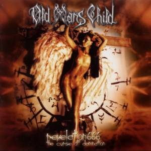 Old Man's Child: Revelation 666 - The Curse Of Damnation - Cover