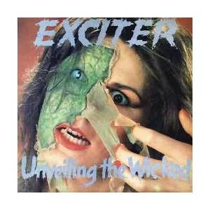 Cover - Exciter: Unveiling The Wicked