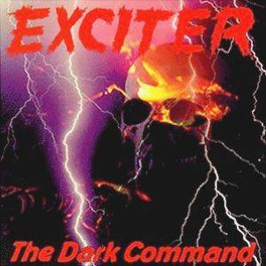 Cover - Exciter: Dark Command, The