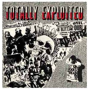 The Exploited: Totally Exploited - Cover