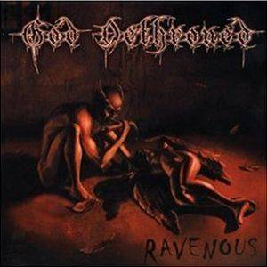 God Dethroned: Ravenous - Cover