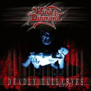 King Diamond: Deadly Lullabyes Live - Cover