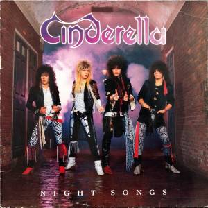 Cinderella: Night Songs (LP) - Bild 1