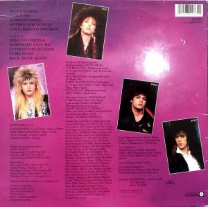 Cinderella: Night Songs (LP) - Bild 2