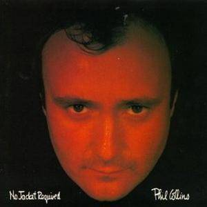 Cover - Phil Collins: No Jacket Required