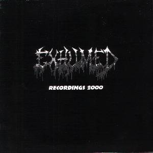 Cover - Sanitys Dawn: Recordings 2000