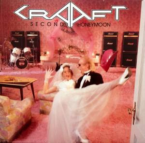 Craaft: Second Honeymoon - Cover