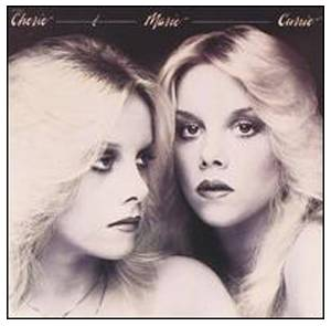 Cherie & Marie Currie: Messin' With The Boys - Cover