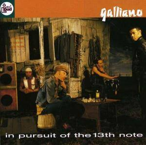 Galliano: In Pursuit Of The 13th Note - Cover