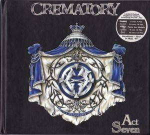 Crematory: Act Seven - Cover