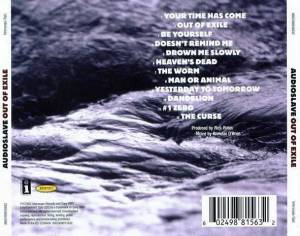 Audioslave: Out Of Exile (CD) - Bild 4