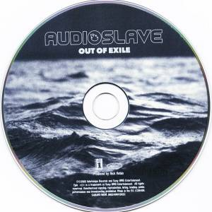 Audioslave: Out Of Exile (CD) - Bild 5