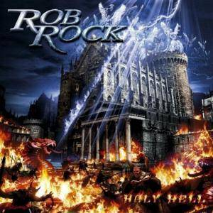 Cover - Rob Rock: Holy Hell
