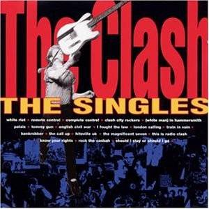 The Clash: The Singles (CD) - Bild 1