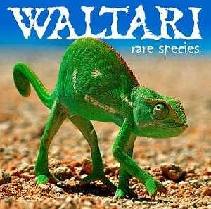 Cover - Waltari: Rare Species
