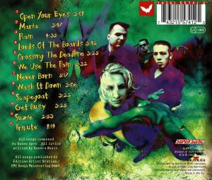 Guano Apes: Proud Like A God (CD) - Bild 2
