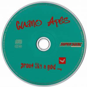 Guano Apes: Proud Like A God (CD) - Bild 5