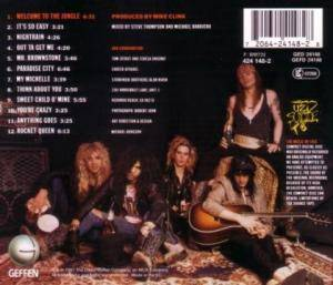 Guns N' Roses: Appetite For Destruction (CD) - Bild 2