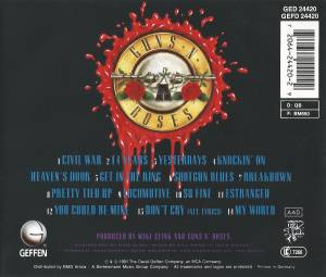 Guns N' Roses: Use Your Illusion II (CD) - Bild 2