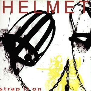 Helmet: Strap It On - Cover
