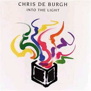 Chris de Burgh: Into The Light - Cover