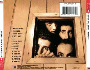System Of A Down: Toxicity (CD) - Bild 2