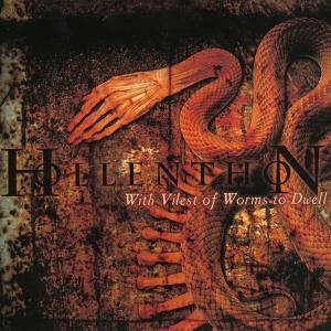 Hollenthon: With Vilest Of Worms To Dwell (CD) - Bild 1