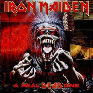 Iron Maiden: A Real Dead One (CD) - Bild 1