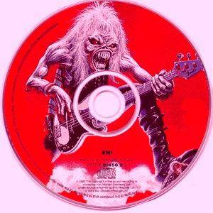 Iron Maiden: A Real Live One (CD) - Bild 3