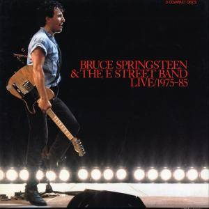 Bruce Springsteen & The E Street Band: Live/1975-85 - Cover