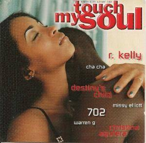 Touch My Soul 1/2000 - Cover