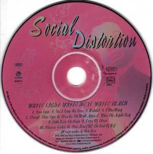 Social Distortion: White Light White Heat White Trash (CD) - Bild 3