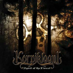 Cover - Korpiklaani: Spirit Of The Forest