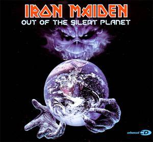 Iron Maiden: Out Of The Silent Planet - Cover