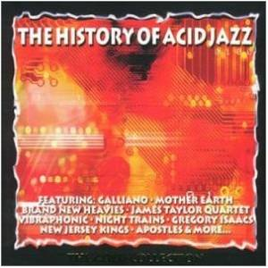 Cover - Emperors New Clothes: History Of Acid Jazz, The