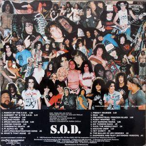 S.O.D.: Speak English Or Die (LP) - Bild 2